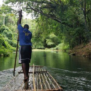 Martha brae raft river